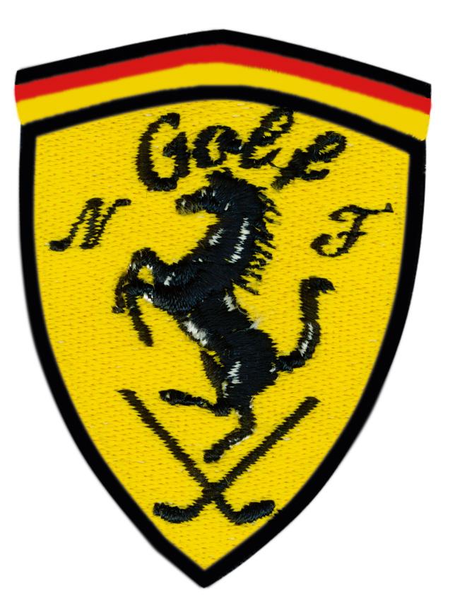 Niki Ferrari Golf